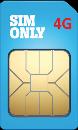 4g sim only